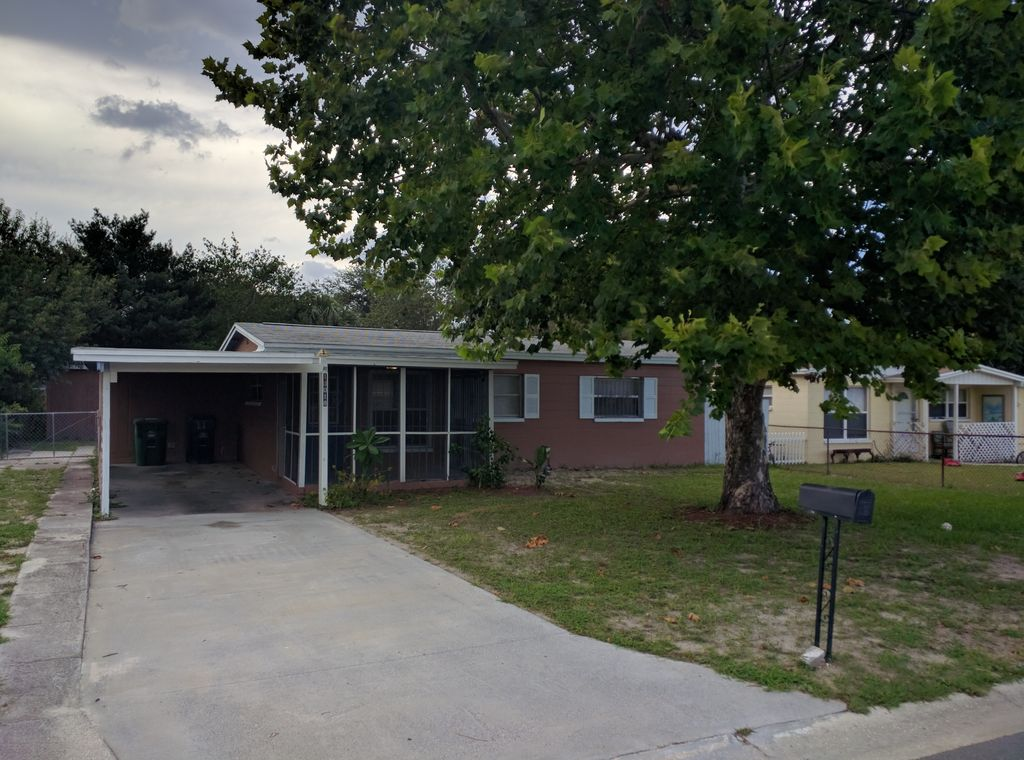 10018 North 27th Street Tampa, Florida 33612 Front ...